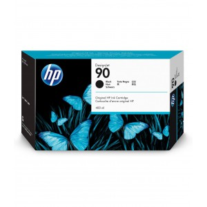 HP 90 Black Inkjet Cartridge C5058A