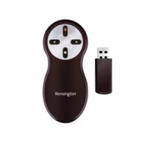 Acco Kensington Wireless Presentation Remote 2.4Ghz 33374EU Red Laser Presenter