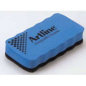 Artline Magnetic Whiteboard Eraser Pack of 4 Assorted ERTMM4A V-EX32