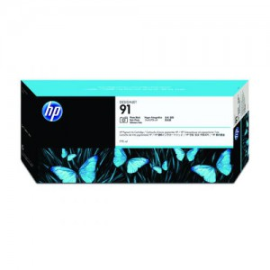 HP 91 Photo Black Ink Cartridge C9465A