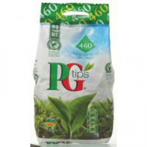 PG Tips Pyramid Tea Bag Pack of 460 63071