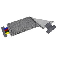 Safe Mop Pad with Assorted Tags 122500