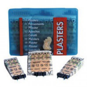Wallace Cameron Washproof Pilferproof Plasters Pack of 150 1204010