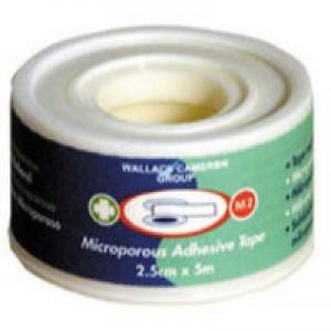 Wallace Cameron Microporous Tape 25mm x5 Metres 2005023