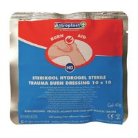Wallace Cameron Burns Dressing 10x10 Pack of 10 2203029