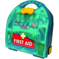 Wallace Cameron Small First Aid Kit BS8599-1