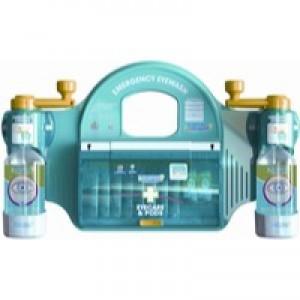 Wallace Cameron Emergency Eye Wash Station 2402056