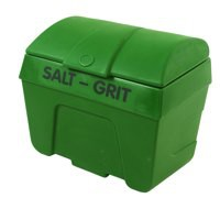 Winter Salt/Grit Bin No Hopper 200 Litre Green 317058