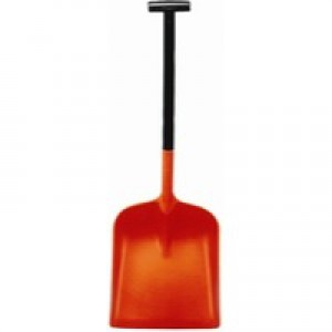 Snowburner Shovel Large Blade T-Grip Orange 317597