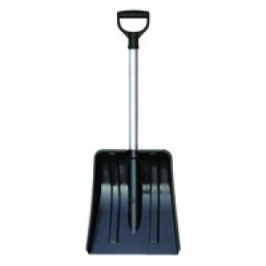 Yeti Car Shovel Aluminium Black Pack of 5 383696