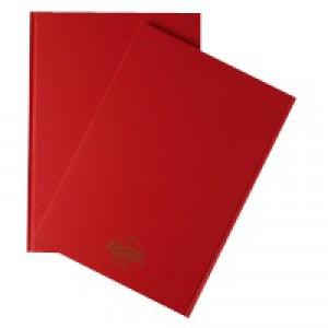Manuscript Book A4 Ruled Feint WX01060