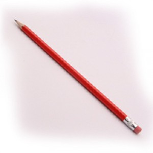 Contract Pencil Eraser-Tipped WX25011