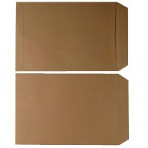 White Box Envelope C4 115gsm Manilla Self-Seal Pack of 250 WX3461