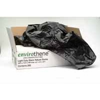 Refuse Sack 18x29x39 inches 22micron Black Pack of 200