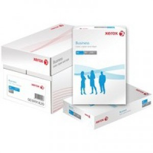 Xerox Business 80gsm A4 White Paper Pack 500 Code 003R91820