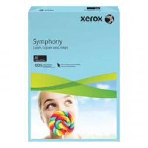 Xerox Symphony Copier Paper Dark Yellow 003R93952