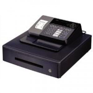 Casio Cash Register Black SE-S10MD